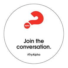 Alpha Join The Conversation