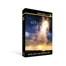Acts of God Movie License Package