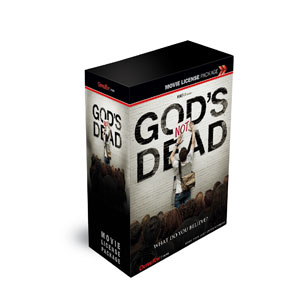 Gods Not Dead Movie Event Pkg Standard DVD Events