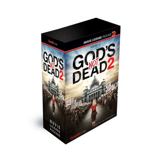 Gods Not Dead 2 Movie Event Pkg Standard DVD Events