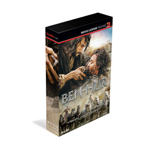 Ben Hur Movie License Packages