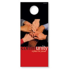 Community DoorHangers