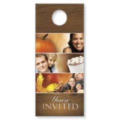 Fall Is Here DoorHangers