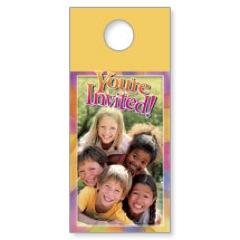 Kids Pyramid Door Hanger