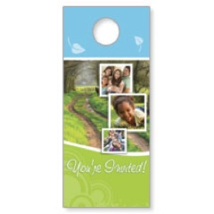 Spring Path DoorHangers