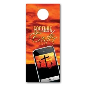 Capture Easter Door Hangers