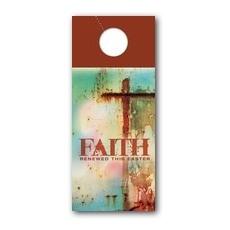 Renewed Faith Door Hanger