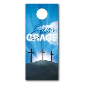 Easter Grace Door Hangers