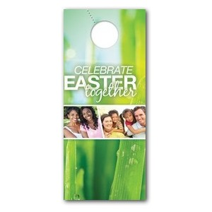 Easter Together DoorHangers