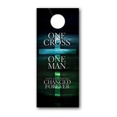 One Cross Door Hanger