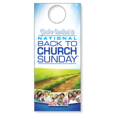 BTCS 2014 Invited All Door Hanger