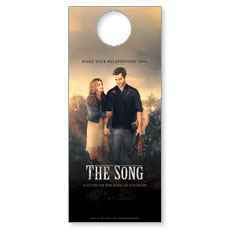 The Song Door Hanger