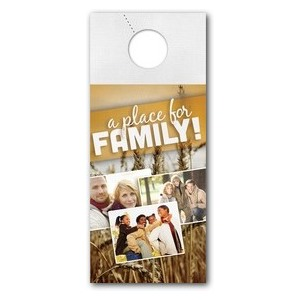 A Place for Family Fall DoorHangers