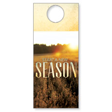 New Season Fall Door Hanger