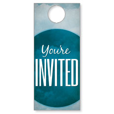 Celestial Welcome Door Hanger