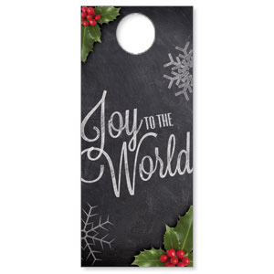 Chalk Joy Door Hangers