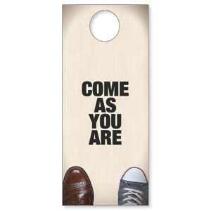 Overhead Shoes Door Hangers