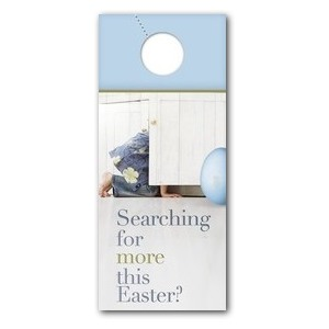 Easter Searching Door Hangers