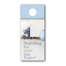 Easter Searching Door Hanger