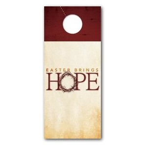 Hope Crown DoorHangers