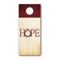 Hope Crown Door Hanger