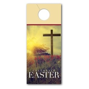 Celebrate Easter Cross Door Hangers