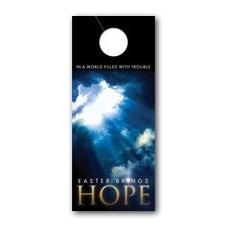 Hope Breaks Through Door Hanger