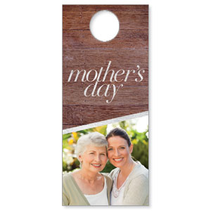 Mothers Day Invite Door Hangers