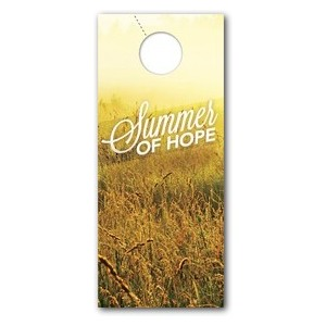 Summer of Hope Door Hangers
