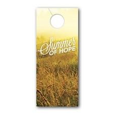 Summer of Hope Door Hanger