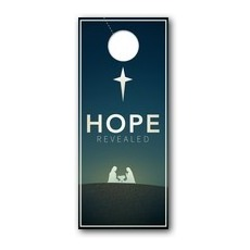 Hope Revealed Door Hanger