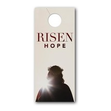 Risen Hope Door Hanger