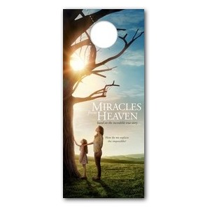 Miracles from Heaven Door Hangers
