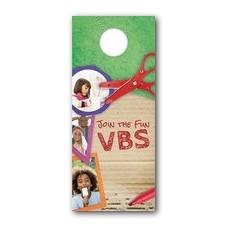 VBS Crafts Door Hanger