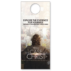 The Case for Christ Movie DoorHangers