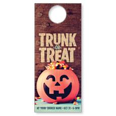 Trunk or Treat Door Hanger