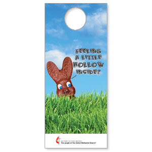 UMC Easter Hollow Door Hangers