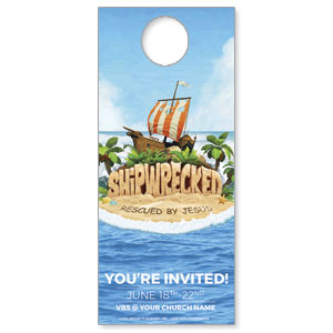 Shipwrecked Door Hangers