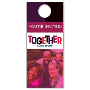 BTCS Together DoorHangers