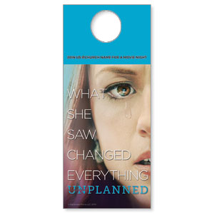 Unplanned DoorHangers