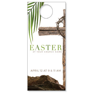 Easter Week Icons DoorHangers