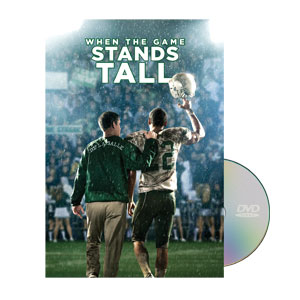 When The Game Stands Tall DVD License Standard DVD License