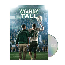 When the Game Stands Tall Movie License Package