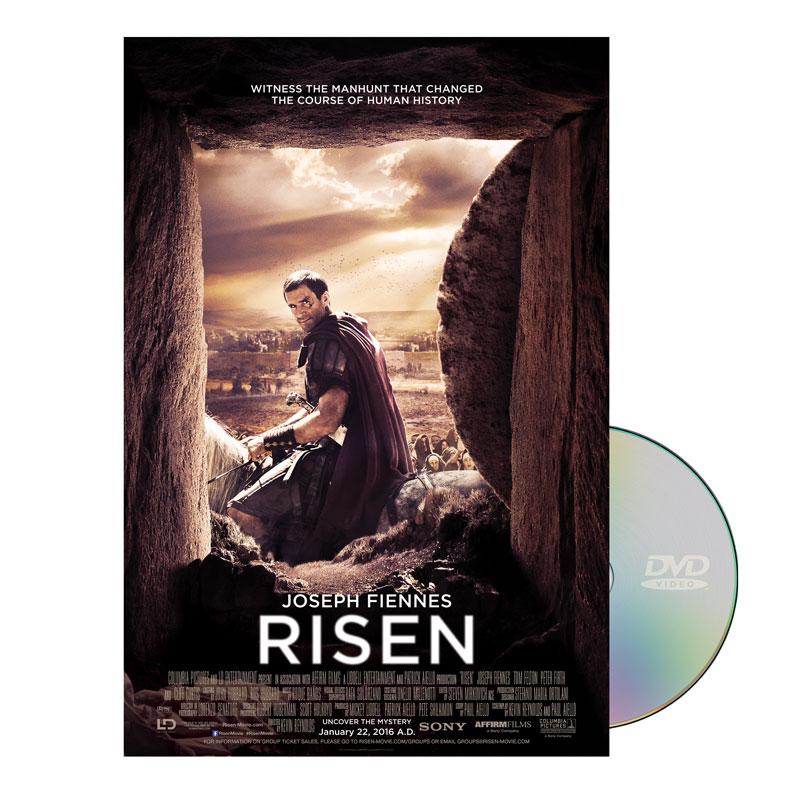 Risen Movie License Church Media Outreach Marketing