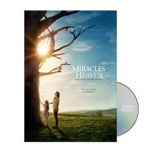 Miracles from Heaven Movie License Packages