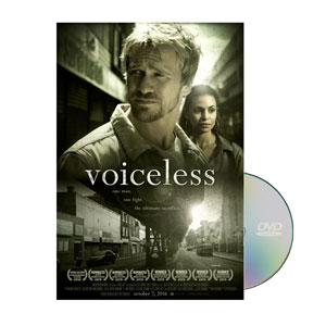 Voiceless Movie License Standard DVD License