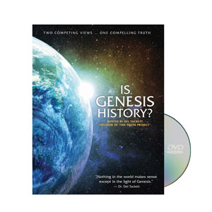 Is Genesis History Movie License Packages