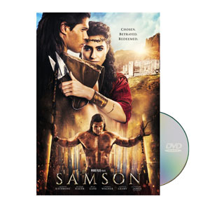 Samson Movie DVD License