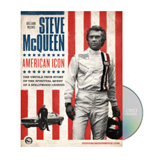 Steve McQueen Icon Movie License Package