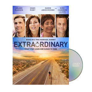 Extraordinary DVD License